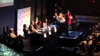 Mitch Williams & Lenny Dykstra Roast Part 1