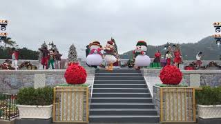 Hongkong Disneyland Xmas2018 - Mickey and Friends Christmas time ball (15/11/2018) First Show