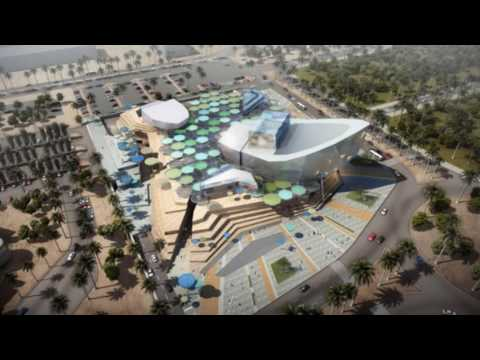 """LUXURY REAL ESTATE: The Sabah Al Ahmad """"Sea City"""" Kuwait Floating city in the desert"""