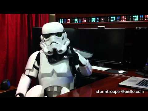 Ask a Stormtrooper - Episode IV: Aren't You a Little Short?