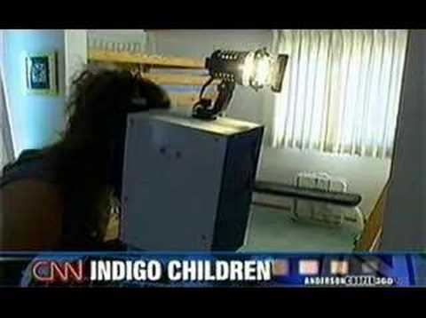 Anderson Cooper 360 on Indigo Children