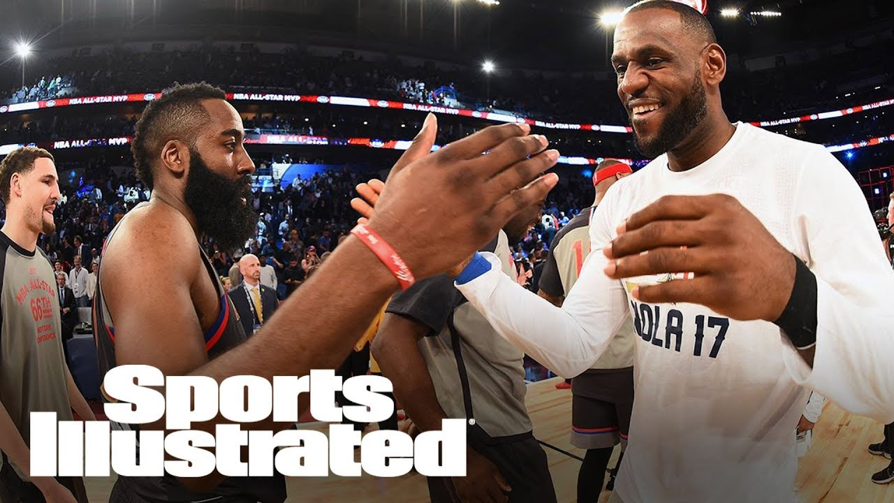James Harden Vs LeBron James: Who Deserves To Be NBA MVP? | SI NOW | Sports Illustrated