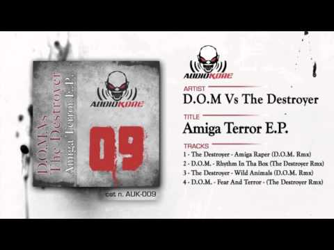 D.O.M. - Fear And Terror (The Destroyer Rmx)