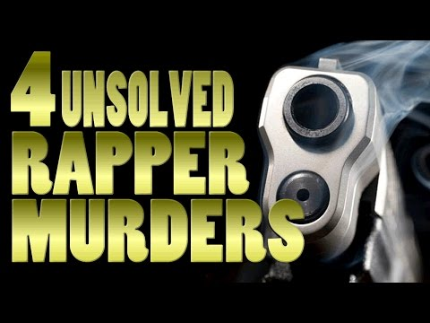 4 UNSOLVED Rapper Murders