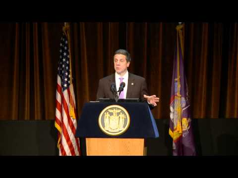 CUNY TV Special: ABNY New York State Governor Andrew Cuomo - NYS Budget