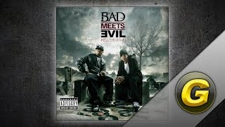 Watch Bad Meets Evil A Kiss video