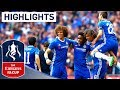 Chelsea 4-2 Tottenham Hotspur - Emirates FA Cup 2016/17 (Semi-Final) | Official Highlights