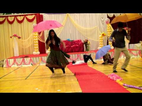 Tamil wedding excellent dance performance