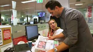 Wippa's Daily Telegraphy stitch up