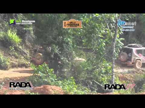 Ruta Extrema 2 Rally Frontera Aventura RD 2015