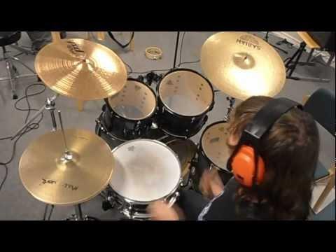 Ram Di Dam - Flashbacks (Drum Cover)