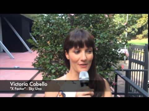 Victoria Cabello ai live di 'X Factor'-