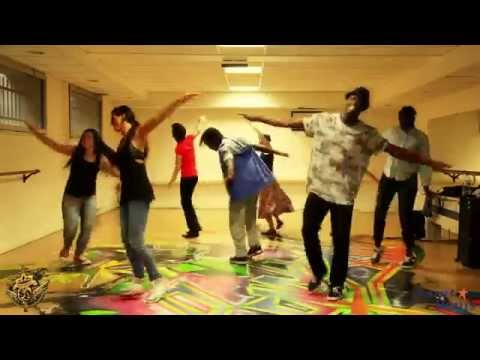 Tutoriels 2 Flashmobs 2014 - Festival Hip-Hop et des cultures urbaines de Saint-Denis