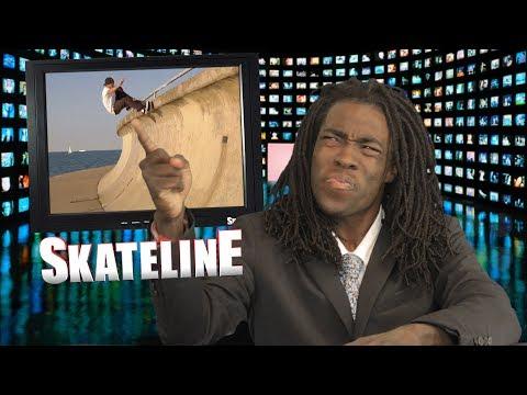 SKATELINE - Nyjah Huston, Samarria Brevard, LSD, Mike Anderson, Sebo Walker & More