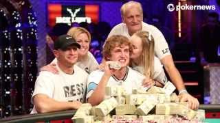WSOP 2013: Main Event Champion Ryan Riess!