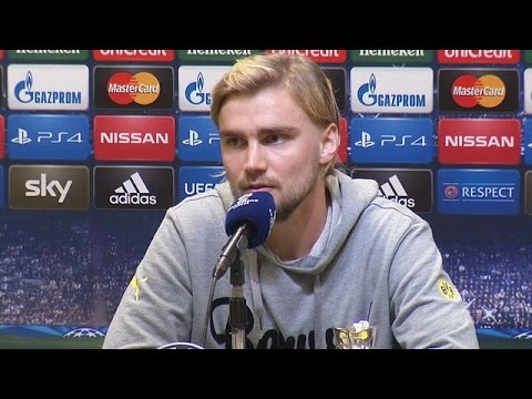 Pressekonferenz: Marcel Schmelzer und Jürgen Klopp vor dem Heimspiel gegen RSC Anderlecht | BVB