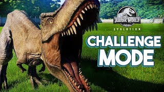 EVOLUTION'S NEW GAME MODE | Jurassic World: Evolution Patch Discussion