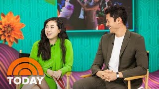 Awkwafina And Henry Golding On What 'Crazy Rich Asians' Means To Them | TODAY