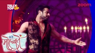 Download Divyanka Tripathi And Karan Patel's Romantic Dance At An Award Show | #TellyTopUp 3Gp Mp4