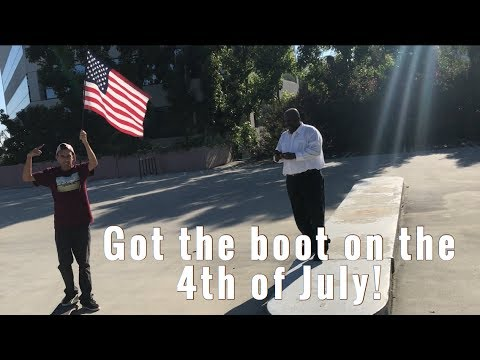 4th Of July Skate Session