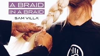 How to Put a Braid in a Braid