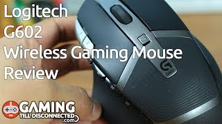 Review: Logitech G602 Wireless Gaming Mouse - Gaming Till Disconnected