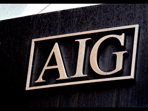 AIG Bailout Earns US Govt Additional $2.7 Billion