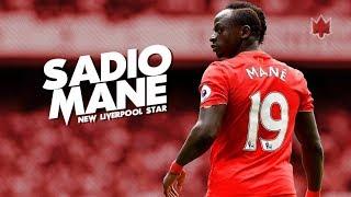 Sadio Mane 2019 • The Complete Winger   Skills & Goals Show