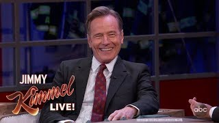 Bryan Cranston on Being a Dodgers Fan