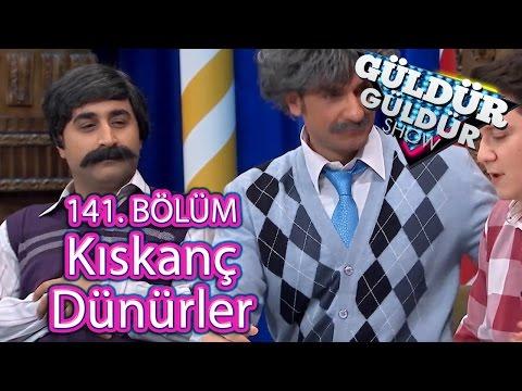 Güldür Güldür Show 141. Bölüm, Kıskanç Dünürler Skeci