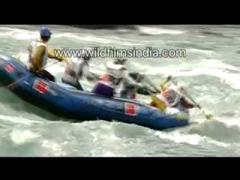Incredible India TVC on adventure sports and wildlife