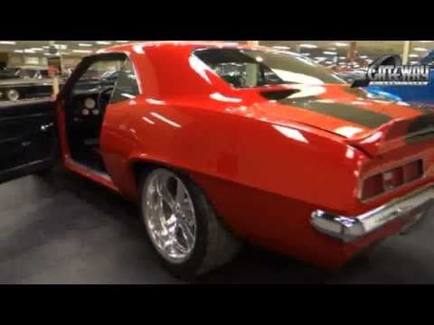 1969 Chevrolet Camaro for sale at Gateway Classic Cars in St. Louis, M