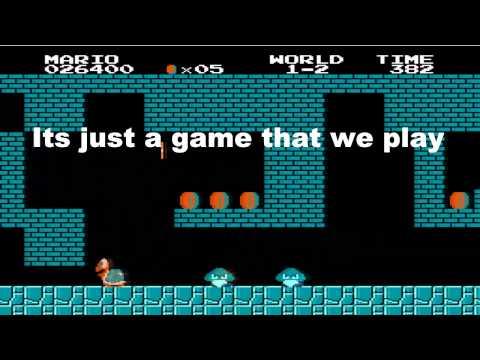 Falling in Reverse-Game Over (Mario Lyrics)