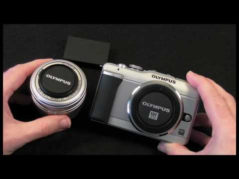 Olympus PEN E-PL1 Camera - Part 2 - Product Tour