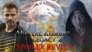 Mortal Kombat Legacy 2 (Full Season SPOILER Review)