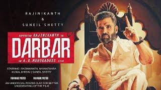 DARBAR Movie 2019   Starring   Rajnikanth   Sunil Shetty