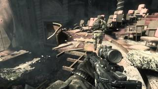 Обзор на игру Call of Duty: Ghosts (2013)