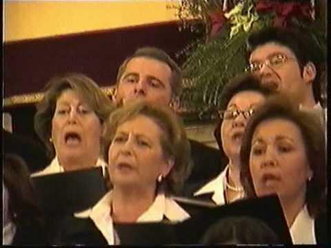 CORAL DE LA PUEBLA DEL RÍO. Villancico Yaucano.