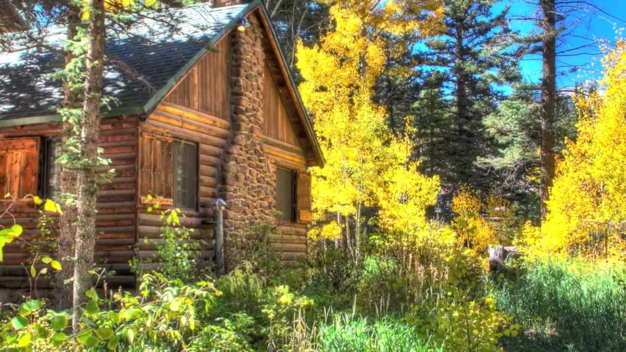 Creekside hideaway three mountain cabins for sale for Mountain cabin rentals colorado