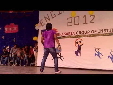 chura ke dil mera nd kisi disco me jaye --Dance by sumeet from...