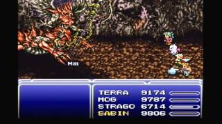 Final Fantasy VI 6 Part 31 World of Ruins Kefka's Tower