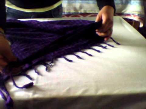 Como hacer un bolso de tela furoshiki youtube - Como hacer cuadros de tela ...