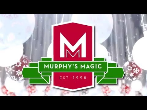 Happy Holidays from Murphys Magic and Friends
