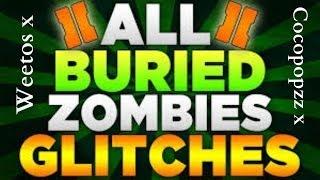 Black ops II Top 5 Working Buried Glitches