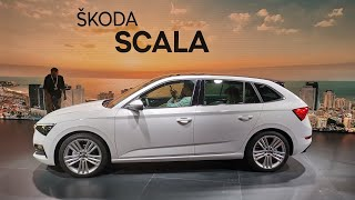 2019 Skoda Scala - Interior and Exterior !!