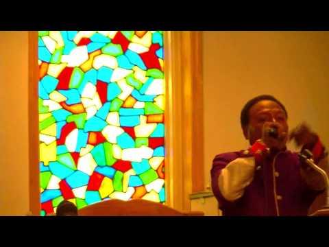 Pastor Tommy Washington Preaching Macedonia M.B.Church Enough Is Enough