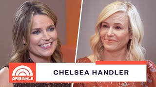 Chelsea Handler: Love At First Sight & Her Most Famous Phone Contact | 6 Minute Marathon w/ Savannah