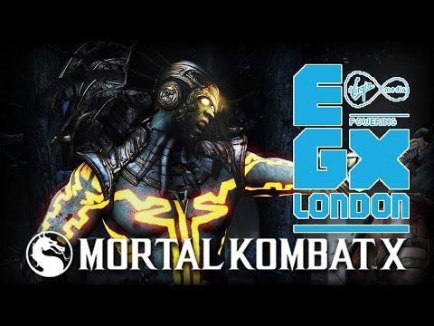 Mortal Kombat X: A New Announcement At EGX LONDON?!