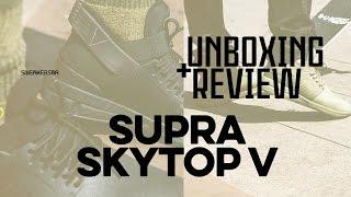 download lagu Unboxing+review - Supra Skytop V gratis