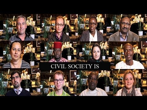 Civil Society Is